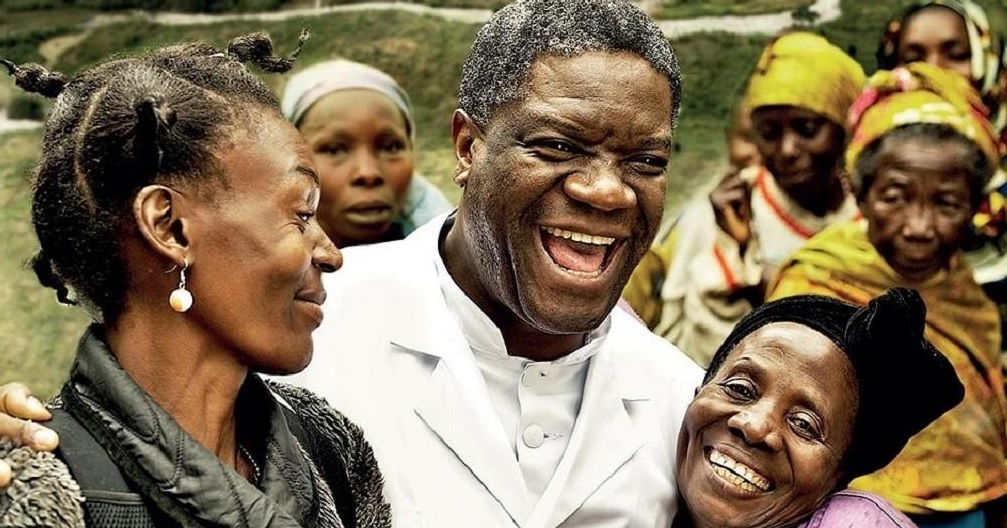 AMADE supports the actions and objectives of the Panzi Foundation created by Dr. Mukwege